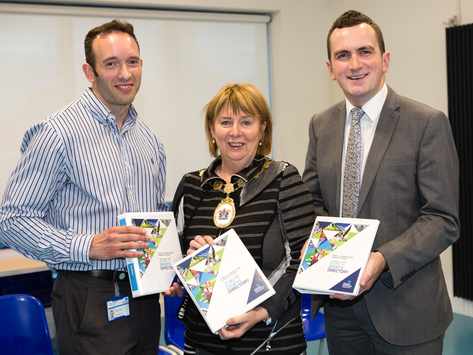 Ards North Down Council Launches Local Sports Guide