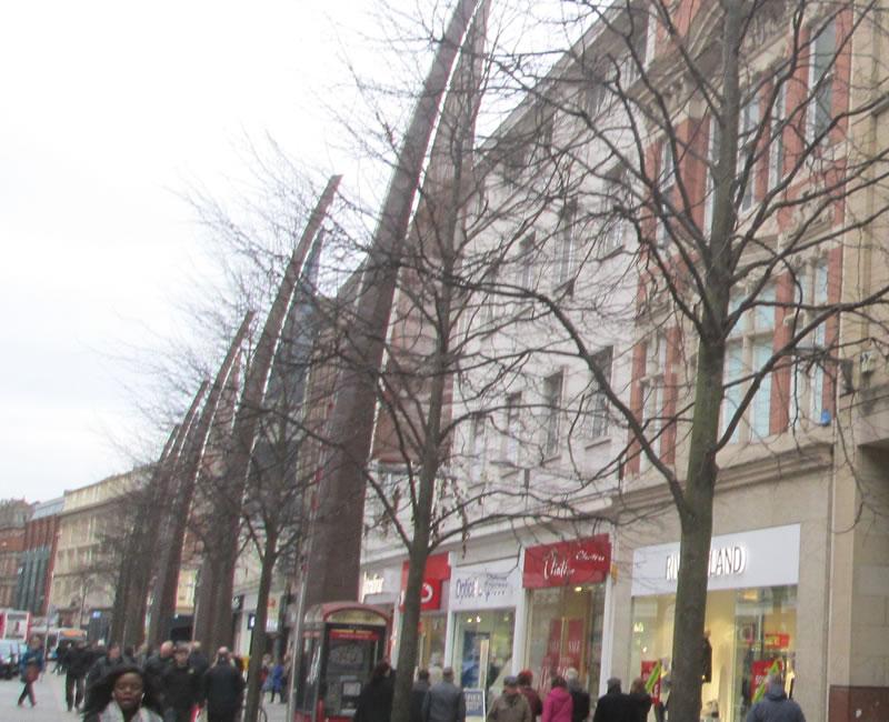 Belfast Masts