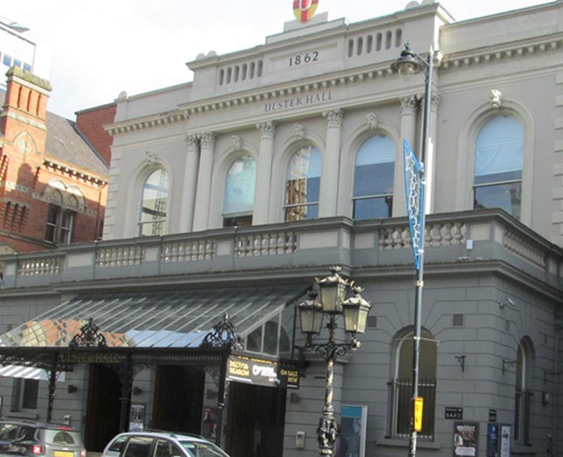 Ulster Hall Belfast