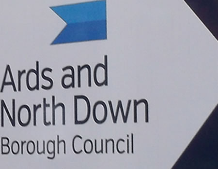 Bangor News: Ards & North Down Branding Costs