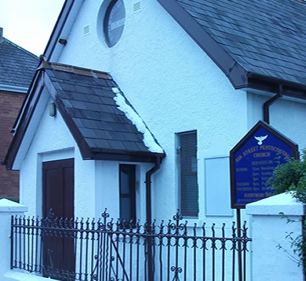 Ava Street Pentecostal Church
