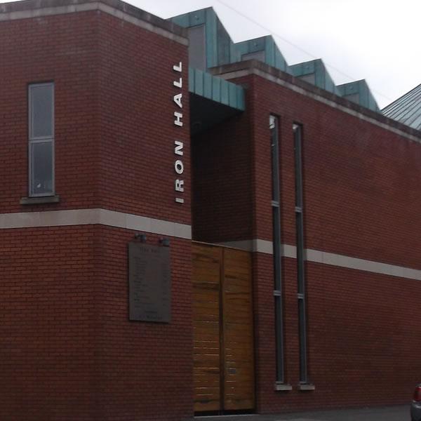 Iron Hall