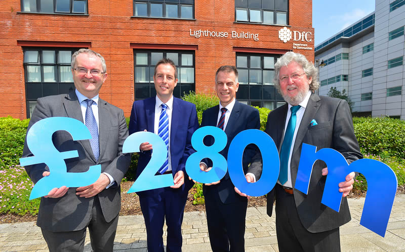 �280m For Northern Ireland Social Housing