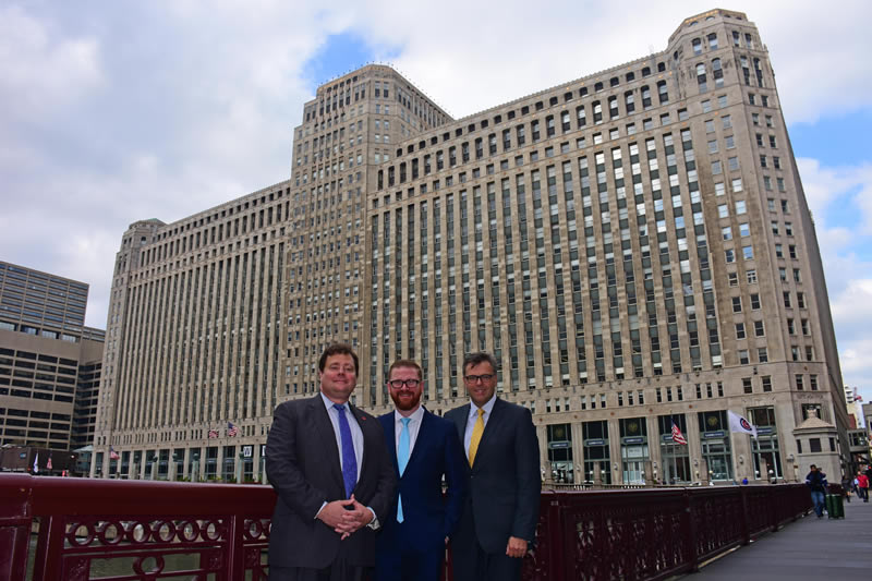 Hamilton Heads To Chicago To Promote Northern Ireland As A Great Place To Do Business