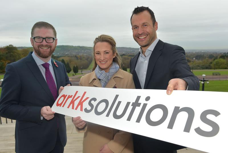 Arkk Solutions Belfast Expansion Plans