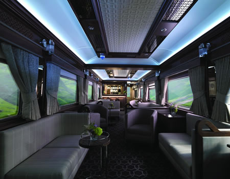 Mivan Wins Top Award For Luxury Train Fit Out