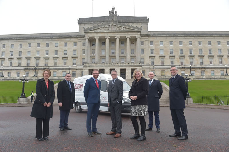 RMS Group Services £1.25 million Northern Ireland investment