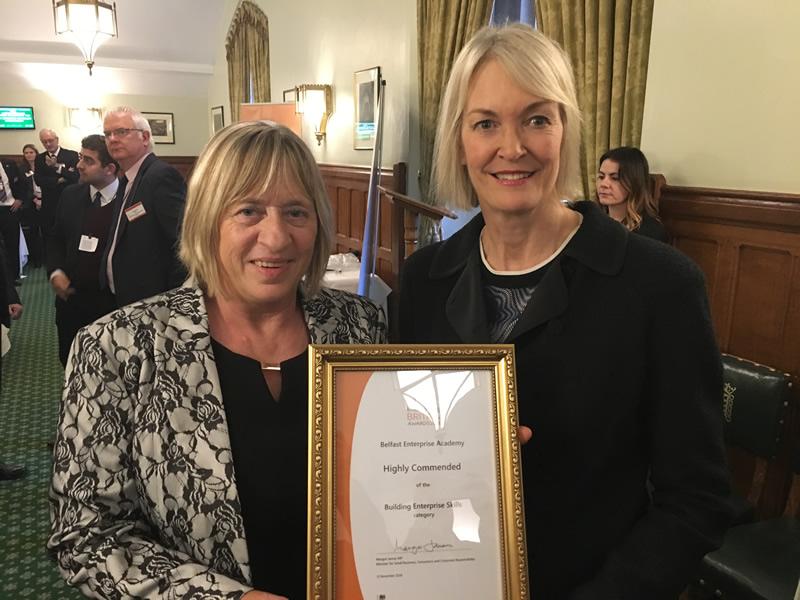 Award Winning Belfast Enterprise Academy