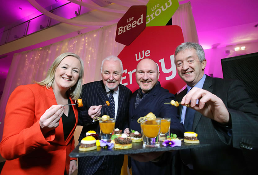 Visitor Satisfaction Ratings Soar for Northern Ireland's Food and Drink