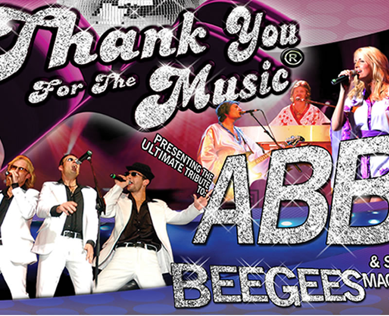 ABBA & Bee Gee Tributes Bands Belfast Concerts