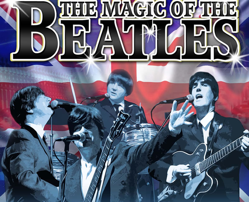 Beatles Magic Hits Grand Opera House Belfast