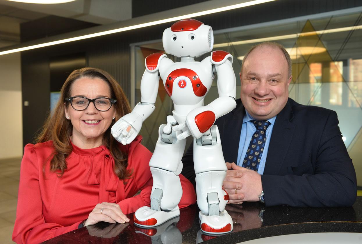NI Graduates Offered Exciting Robotics Career
