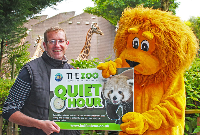 Belfast Zoo's Quiet Summer