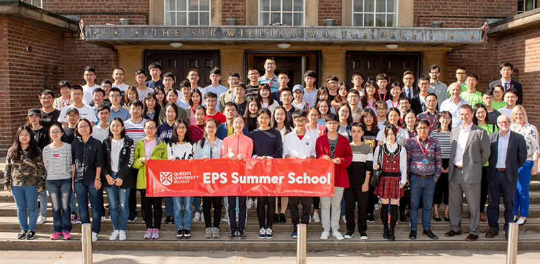 Queen's University Belfast Welcomes Chinese Students For Engineering Summer School