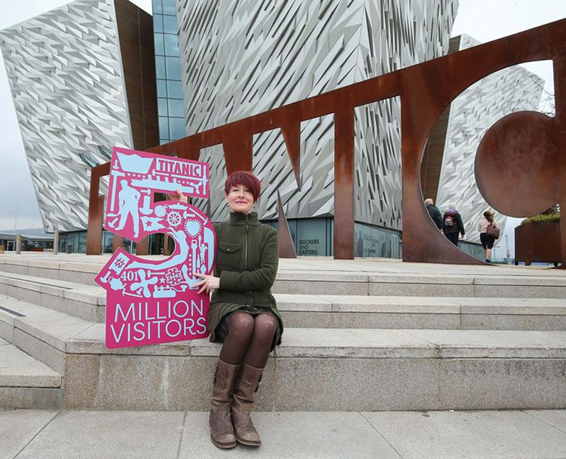 Titanic Belfast Unveils Top Five Experiences