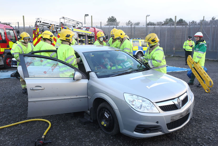 Magilligan Prison Road Safety Initiative Raises Awareness Of Dangerous Driving
