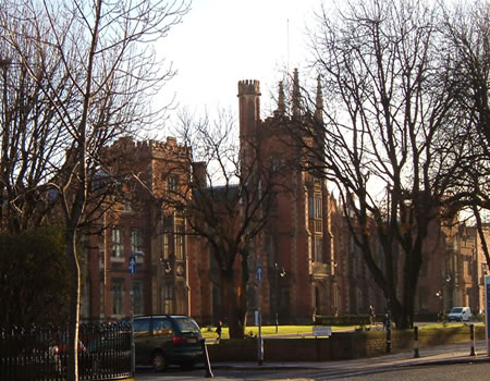 Queen's University Belfast Contributes £1.9 billion To UK Economy