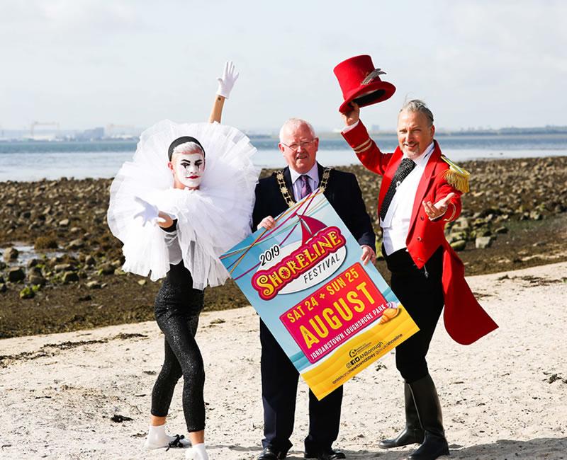 Belfast Lough - Shoreline Festival Returns!
