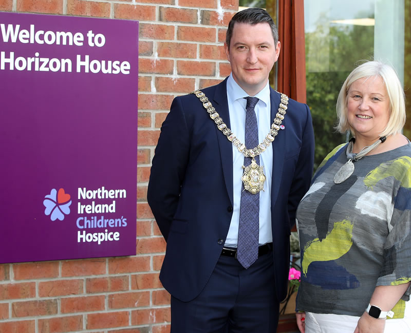 Northern Ireland Children's Hospice Belfast Lord Mayor Charity Partner
