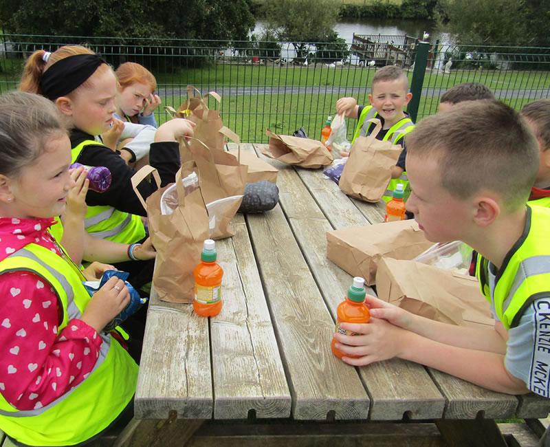 Apex Supports Children's Summer Activities In East Belfast