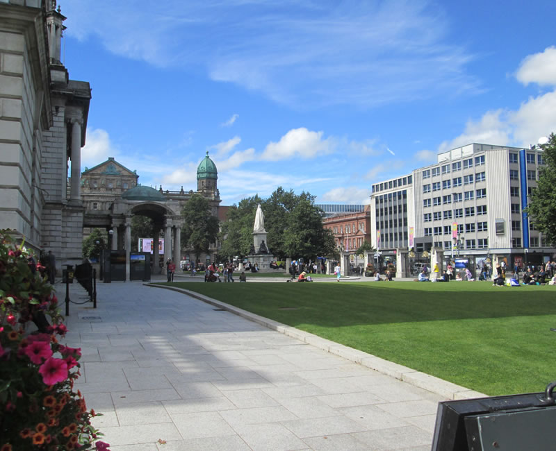 Belfast City Council Coronavirus Plans