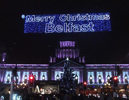 Northern Ireland's Pre-Christmas Lockdown