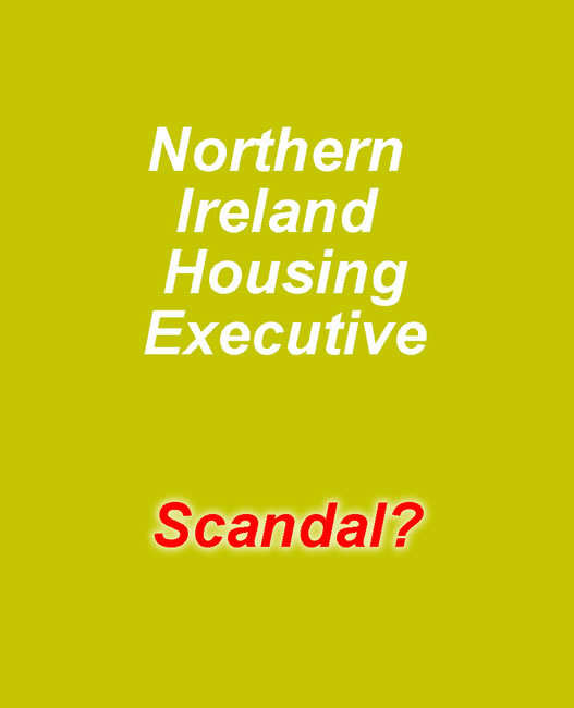 Northern Ireland Housing Executive FOI Scandal?