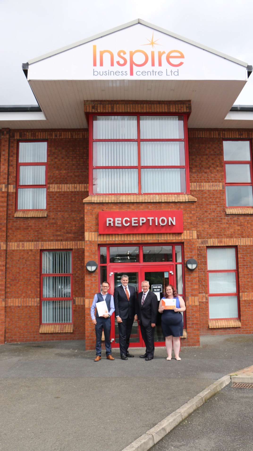 East Belfast Business Academy Success