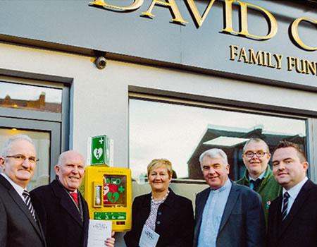 East Belfast Funeral Home Opens