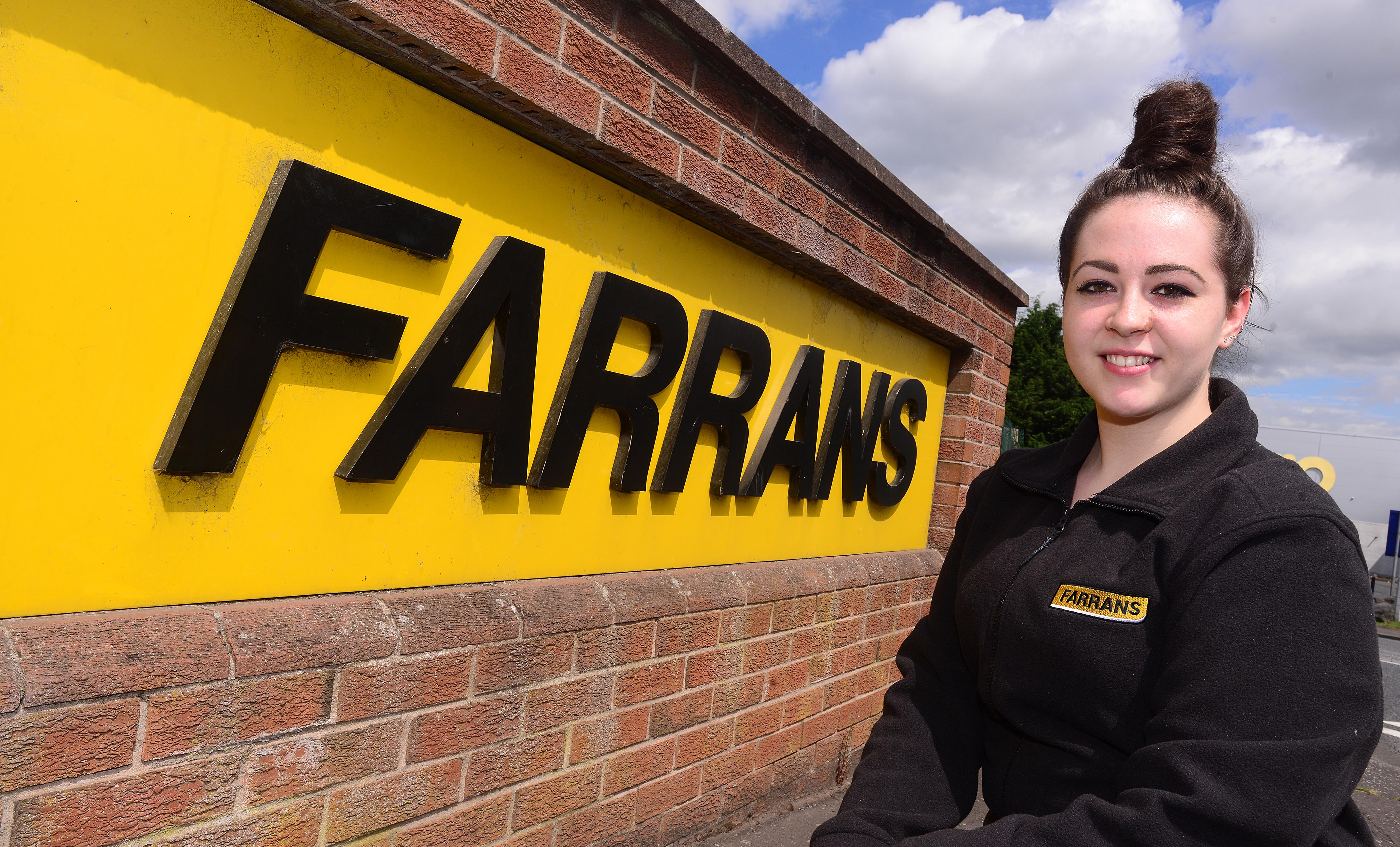 Lauren Dream Jobs With Farrans