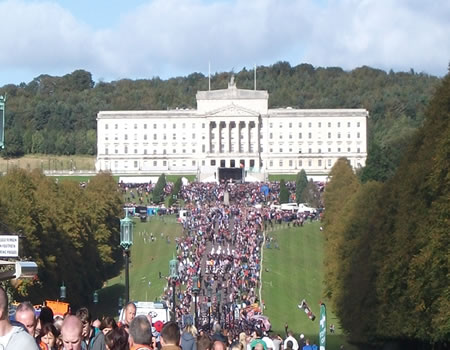 NI Assembly And Politics
