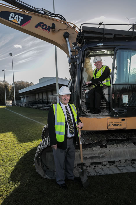 Blanchflower £2.3 Million Belfast Development