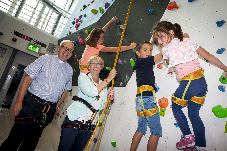 Foyle Arena Free Family Fun