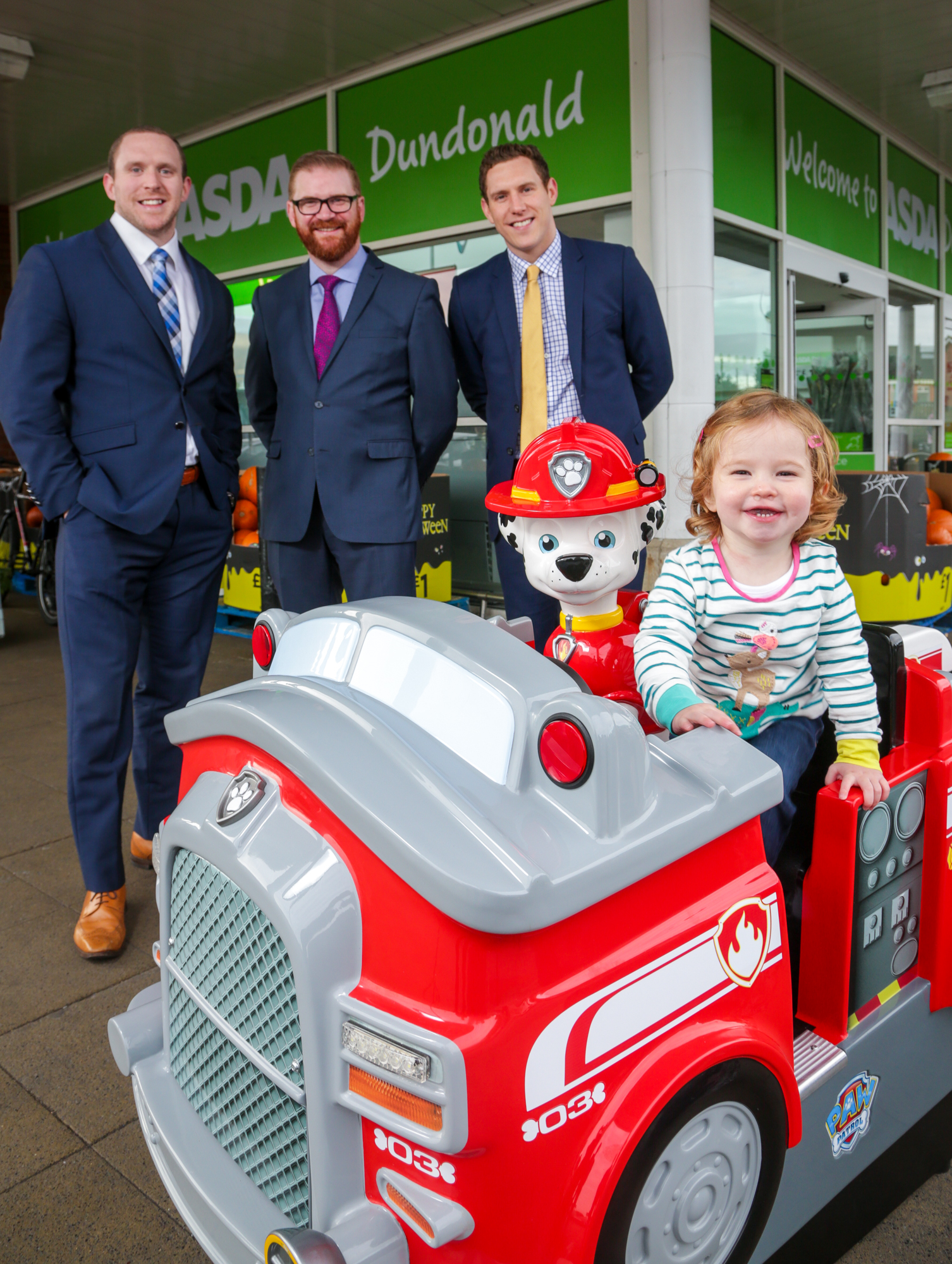 £1.4million Asda Deal For Banbridge Firm Clearhill