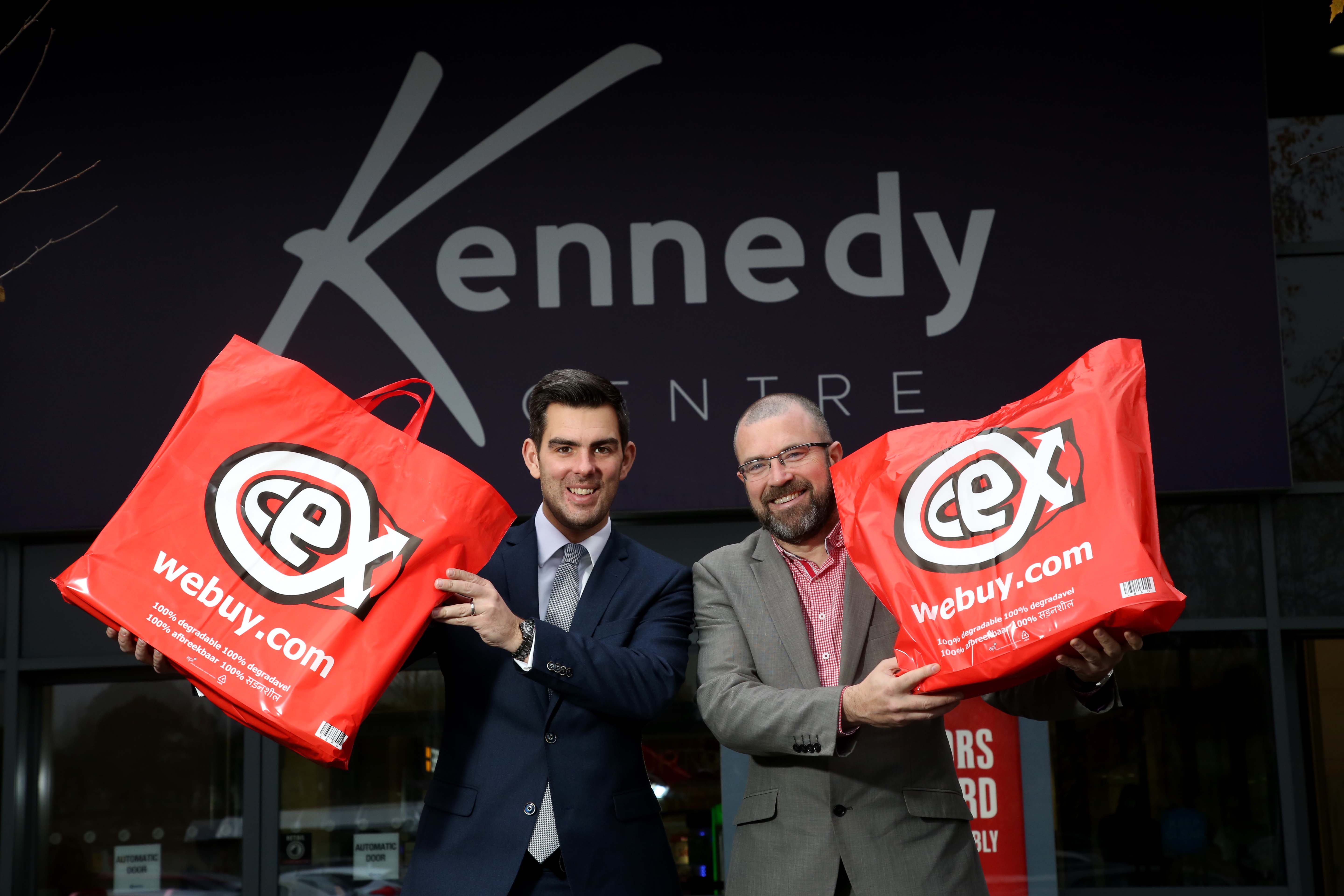 New CEX Store Kennedy Centre Belfast