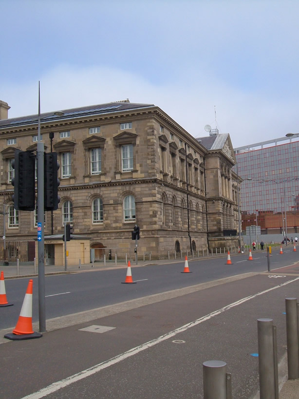 Royal Mail Custom House Belfast