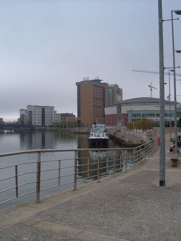 Belfast Waterfront Hall & Hilton