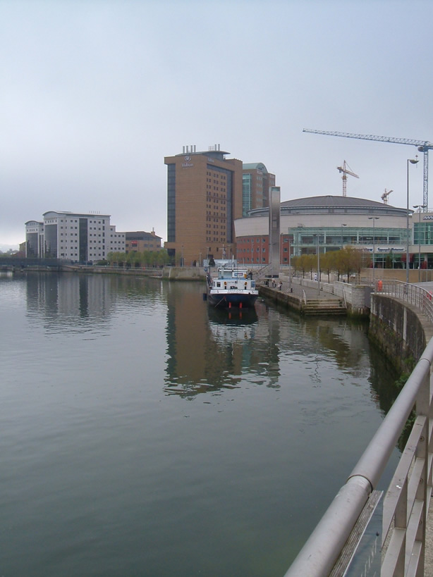 Life & Belfast tours on the River Lagan