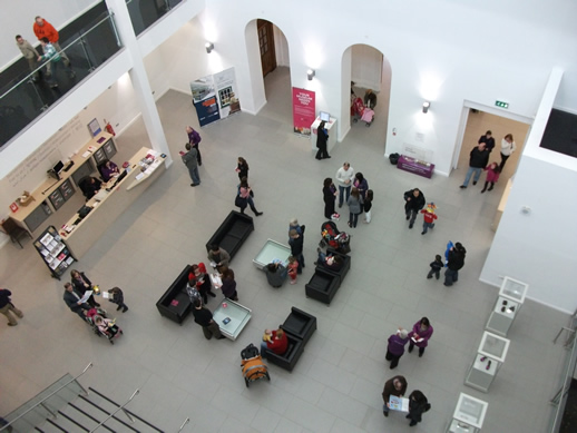 Ulster Museum renovated galleries