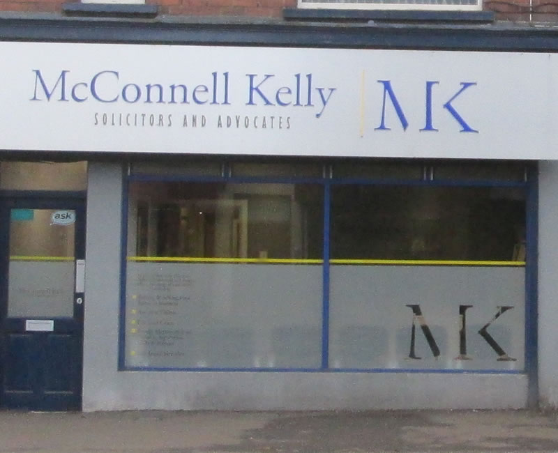 McConnell Kelly Solicitors