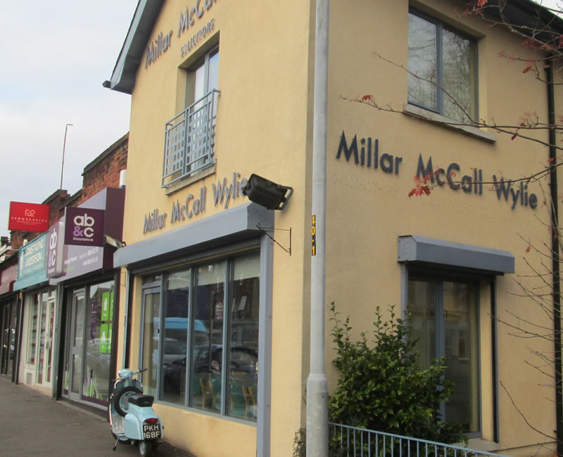 Millar McCall Wylie Solicitors Ballyhackamore