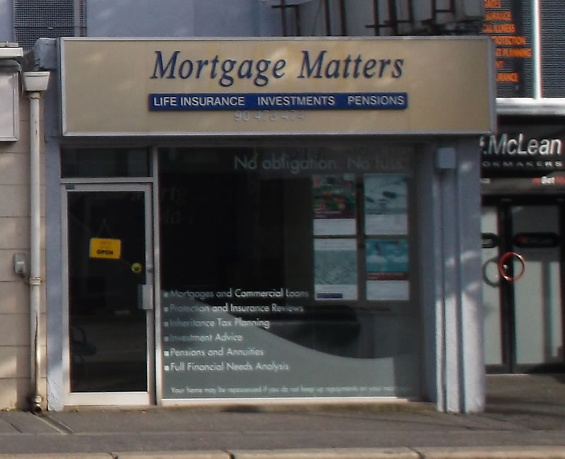 Mortgage Matters Ballyhackamore