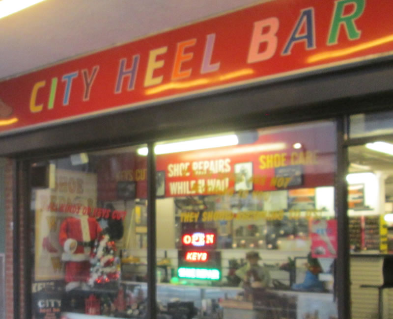 City Heel Bar Belfast