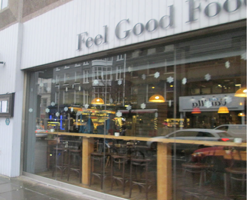 Feel Good Food Belfast