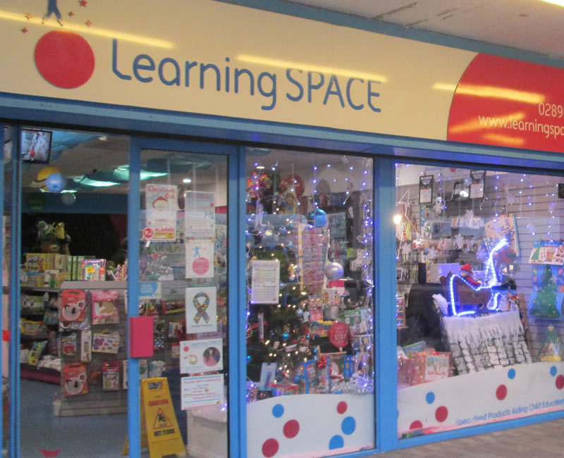 Learning Space Belfast