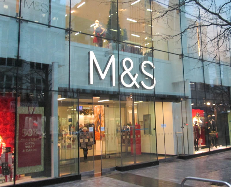 Marks & Spencer Belfast