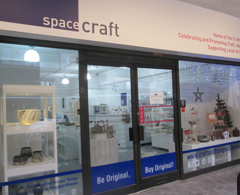 Space Craft Belfast