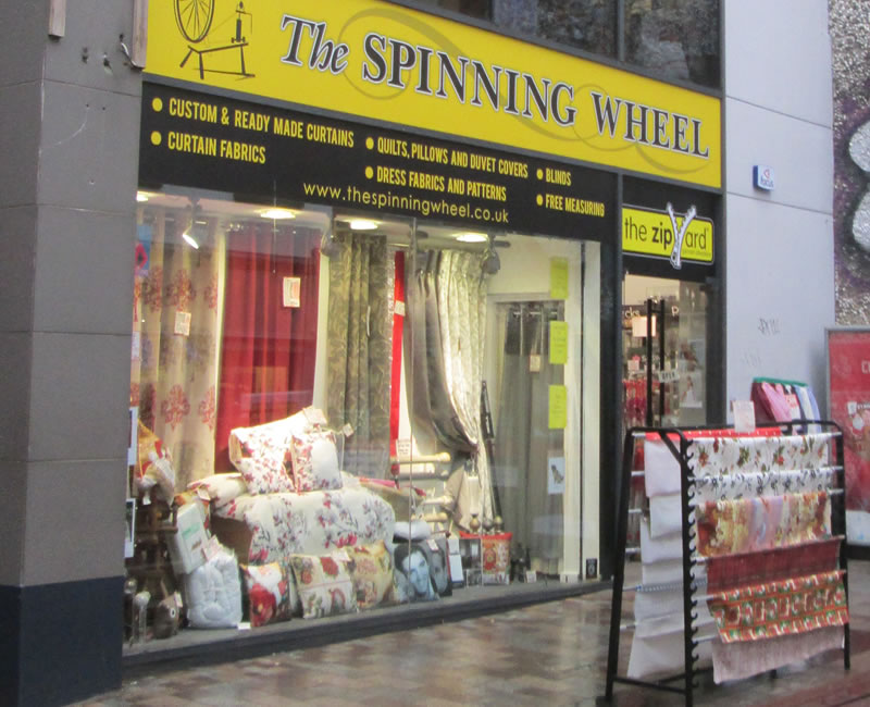Spinning Wheel Belfast