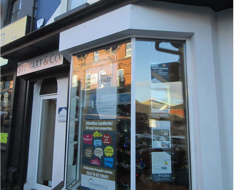 David Stewart Estate Agents Belmont