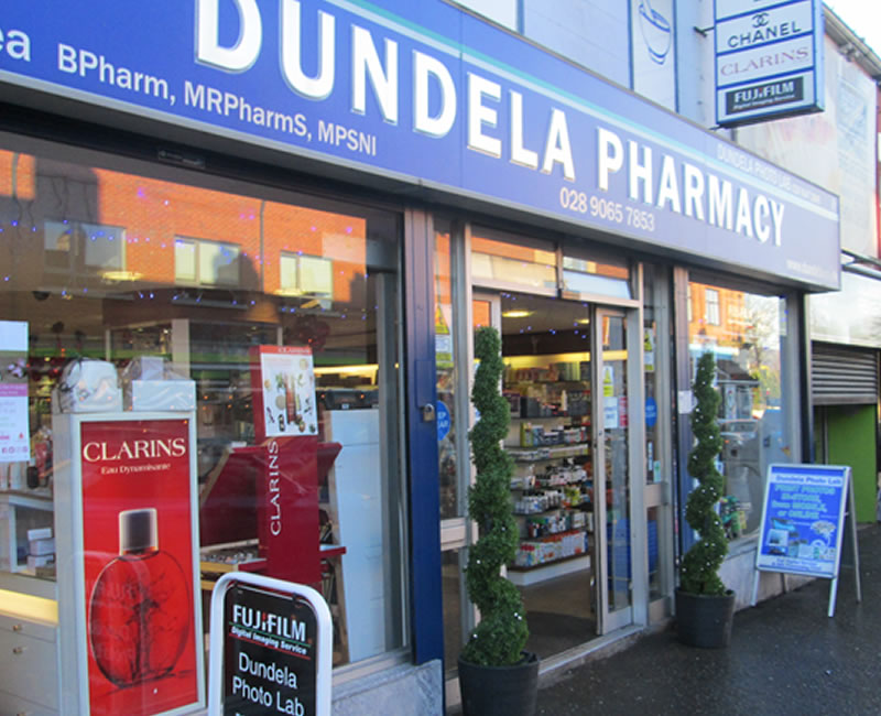 Dundela Pharmacy Belmont